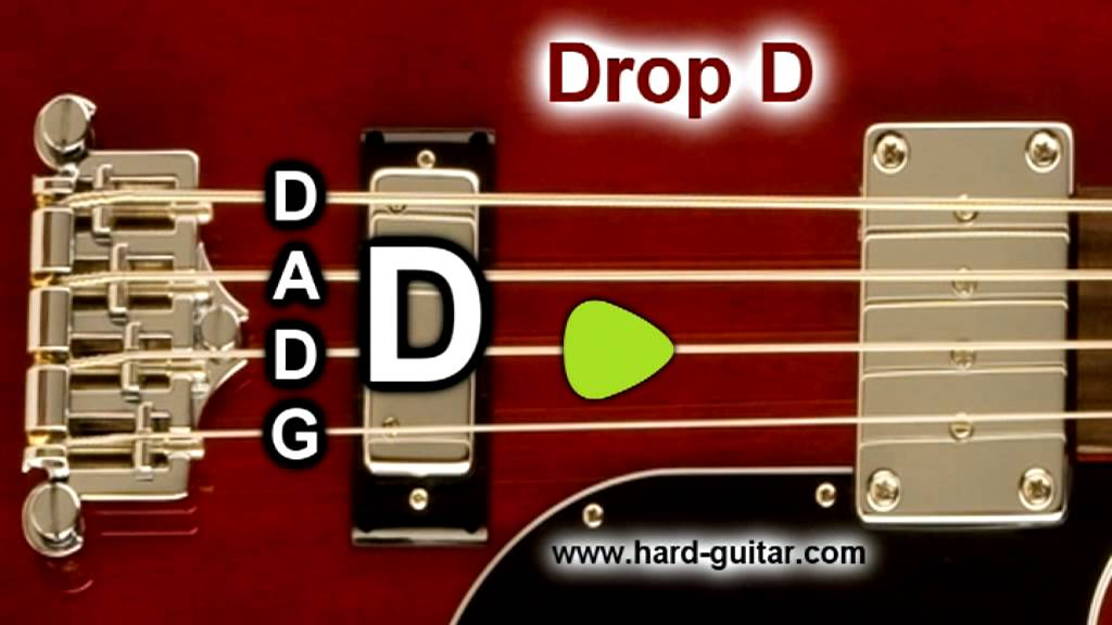 drop d bass guitar tuner d a d g tuning for 4 strings youtube. Black Bedroom Furniture Sets. Home Design Ideas