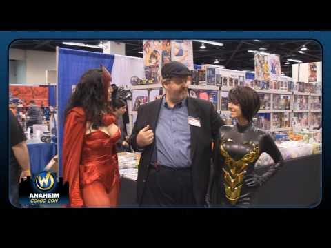 Metropolis Comics Special: Anaheim Comic Con Part 2