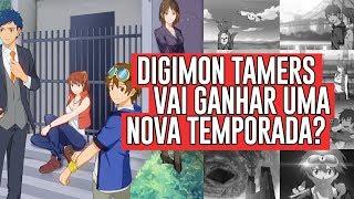 Digimon Tamers vai ganhar uma nova temporada?