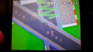 Mario Kart DS ~ Laser Rapid Fire!