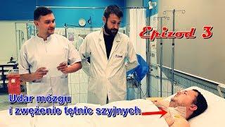 Medyczny Patrol - Epizod 3 | Udar mózgu i zwężenie tętnic szyjnych.