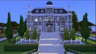 Maison de luxe | Sims 4 HEURE DE GLOIRE -  Construction