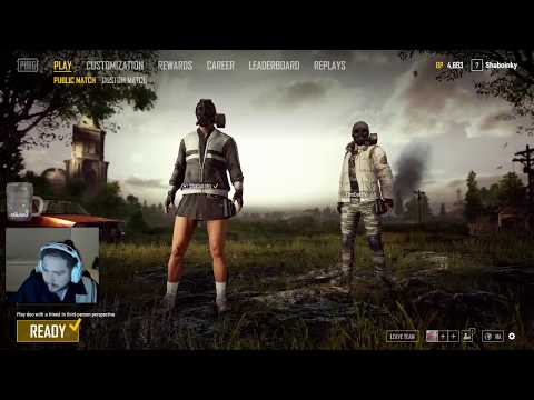 Post Malone Playing PUBG - FULL VOD - Twitch