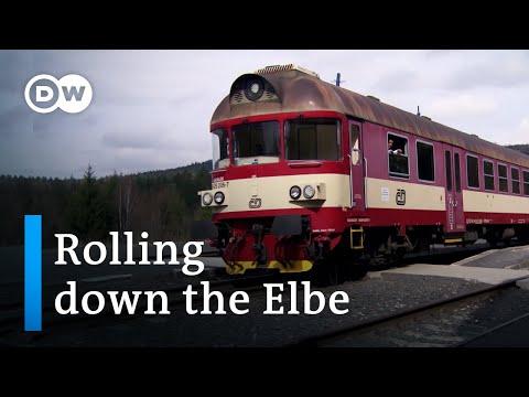 A train ride to the Czech Republic | DW Documentary