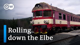 A train ride to the Czech Republic | DW Documentary