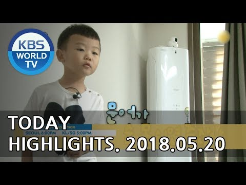 Today Highlights-The Return of Superman/Two Days and One Night/Marry Me Now E18 [2018.05.20]