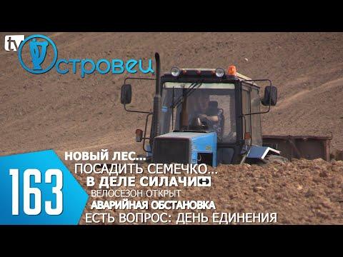 ТВой Островец - ТВОИ НОВОСТИ [Выпуск 163]