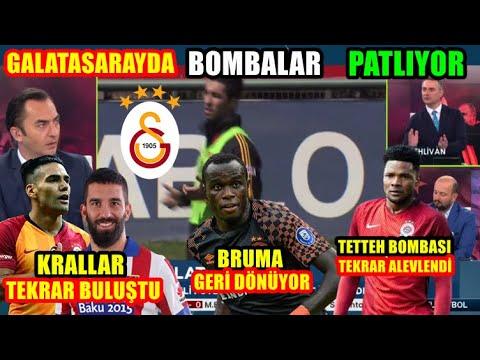 Galatasaray Fişek Gibi Olacak l Bruma ve Onyekuru l Krallar Buluştu l TRANSFER