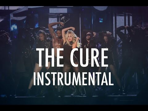 Lady Gaga -  The Cure (Instrumental)