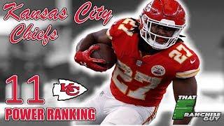 DEEP DIVE Into The 2018 Kansas City Chiefs   Predictions, Positional Grades, & More!