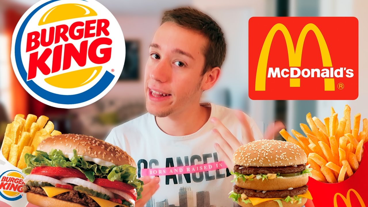 burger king vs mcdonalds essay Difference between mcdonalds and burger king difference , when comparing the two, mcdonalds is more famous than burger king, and.