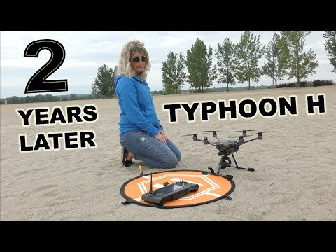 We Fly The Original Yuneec TYPHOON H - 2 Years later!