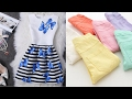 Нарядное платье и модные брюки на девочку посылка с Aliexpress