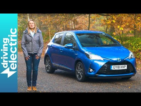 Toyota Yaris Hybrid review - DrivingElectric