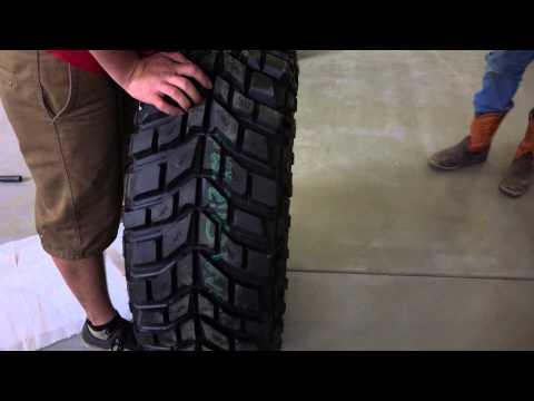 Toyota LC FZJ80 vs Siberia: Hutchinson wheels