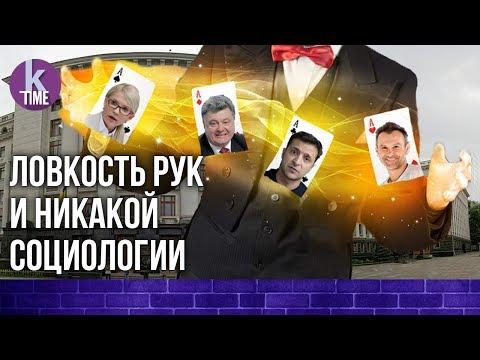 Война Порошенко и Тимошенко в опросах - #1 Политтехнологическая
