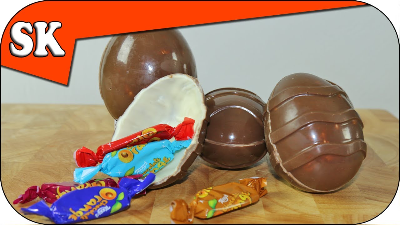 Kinder surprise egg make your own this easter youtube negle Image collections