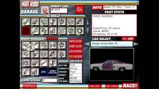 1968 Dodge Super Bee - Hot Rod: American Street Drag