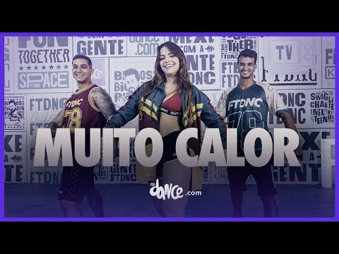 Muito Calor - Ozuna & Anitta  FitDance Life Coreografía  Dance