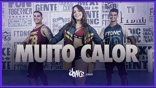 Muito Calor - Ozuna & Anitta | FitDance Life (Coreografía Oficial) Dance Video