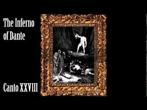 The Inferno of Dante ~ Canto 28/34