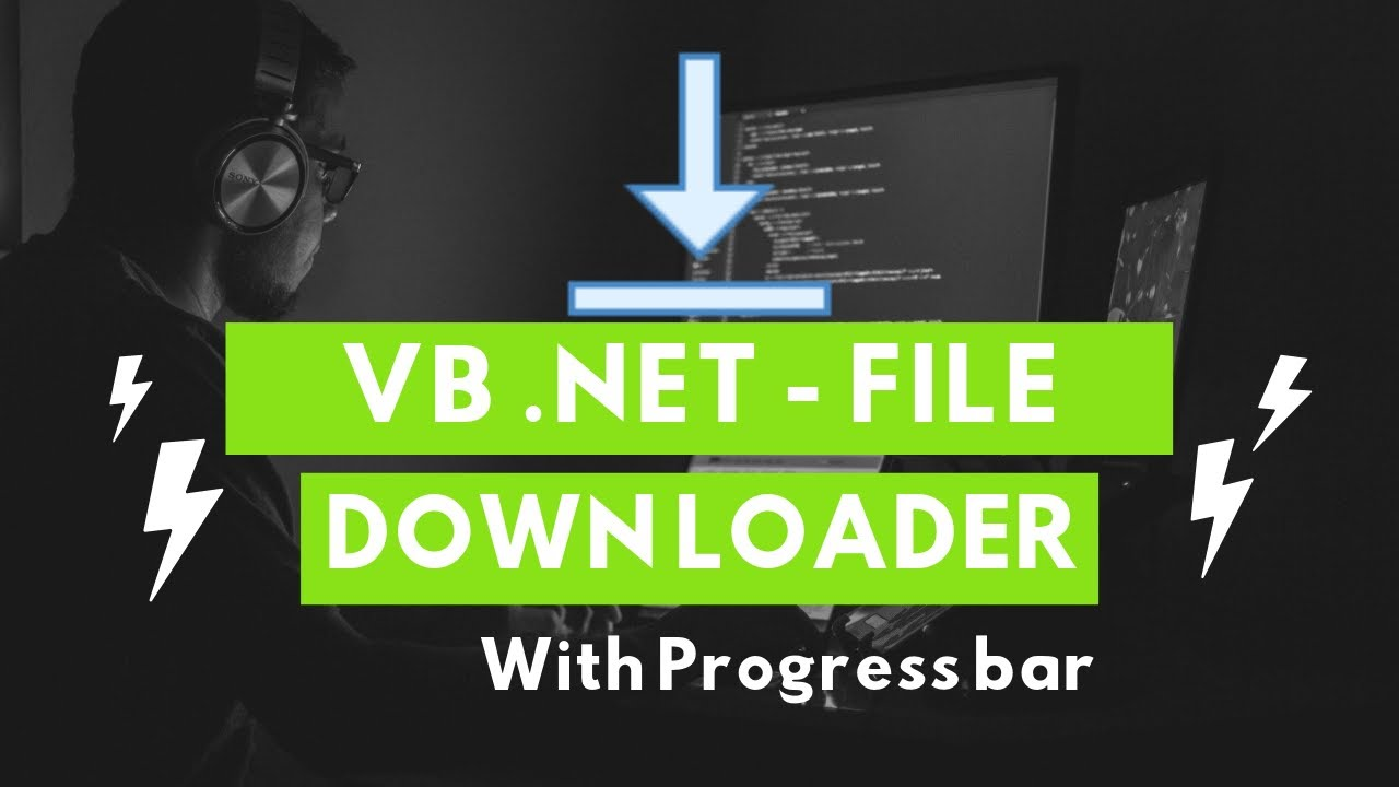 Vb net downloading files