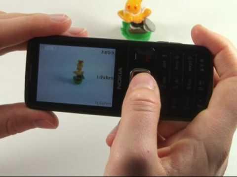 Nokia 6700 classic Test Kamera