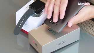 LG G3 y G Watch, análisis en vídeo