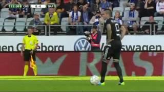 Europa League Play Off - IFK Goteborg (SWE) vs Qarabag (AZE) 18/8/2016 Full Match