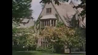 Take a tour into the 1929 home of edsel & eleanor ford. 30,000-square-foot, 56-room is located in grosse pointe shores, mich.