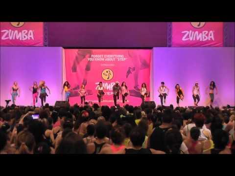 Zumba Fitness   Rimini welness 2014   Zumba Jammer Diana Serena   Master Class Beto Perez