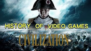 History of Civilization (1991-2016) - Video Game History