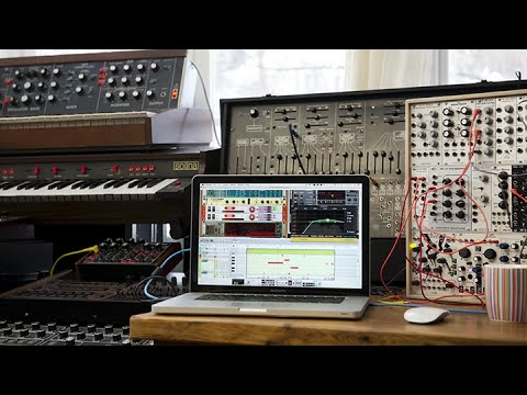 Demo SB - Propellerhead Reason 8 (Tutoriel en Français)
