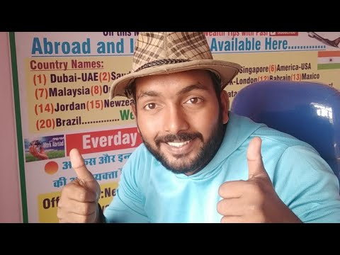 Mr. Pasi Is Live, Ask Your Abroad And Gulf Jobs ?, Episode-2
