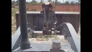 Retroescavadeira Volvo BL 70 B   Vídeo Aula   Roberto Nascimento