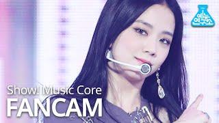 [예능연구소] 블랙핑크 지수 직캠 'Lovesick Girls' (BLACKPINK JISOO FanCam) @Show!MusicCore 201017