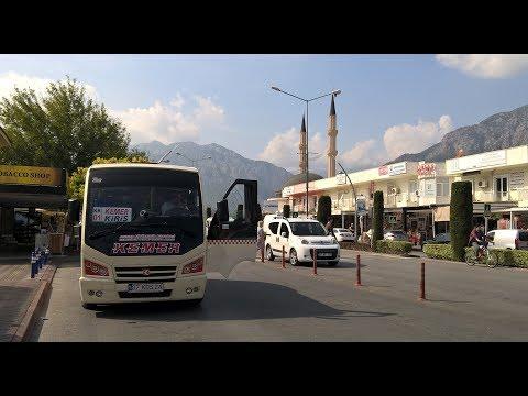 Автобус Кириш -  Кемер Порт Набережная Кемер Турция