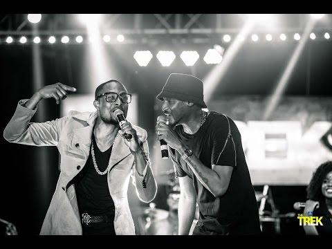 Video: Plantashun Boiz Reunite #StarMusicTrek #MakurdiRocks