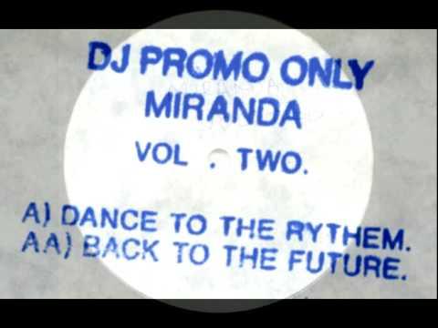 [1992] miranda - dance to the rythem