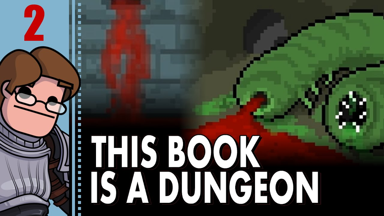 This Book Is A Dungeon
