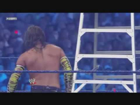 Jeff Hardy vs Matt Hardy Extreme Rules - WrestleMania 25 (Part 3/3)