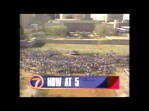 WHIO-TV NewsCenter 7 at 5pm Open (1996)