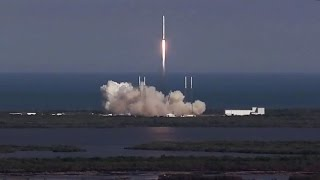 SpaceX Falcon 9 CRS-8 launch