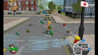 Pizza Delivery Boy Wii Trailer