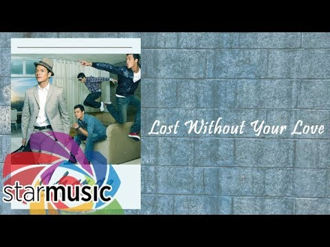 Jericho Rosales - Lost Without Your Love (Audio) 🎵