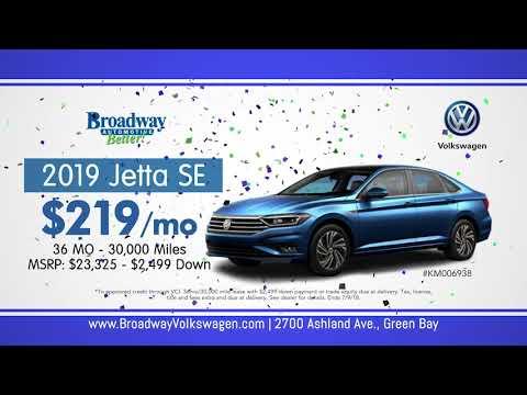 Broadway Volkswagen Super Summer Sale, Green Bay, WI June 2018