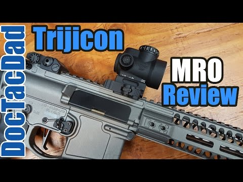 Trijicon MRO Red Dot Review - Project Lightweight Carbine
