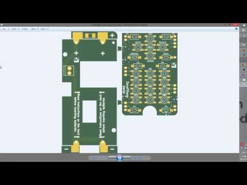 Ordering and panelizing ZeroPhone boards