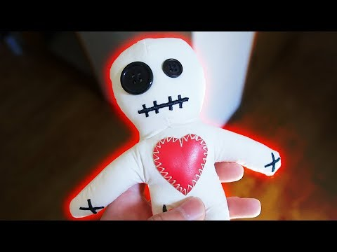 DO NOT BUY A VOODOO DOLL! * WARNING *