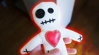 do not buy a voodoo doll warning